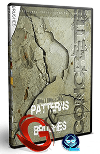 Pack Patterns & Brushes de grietas y Màs
