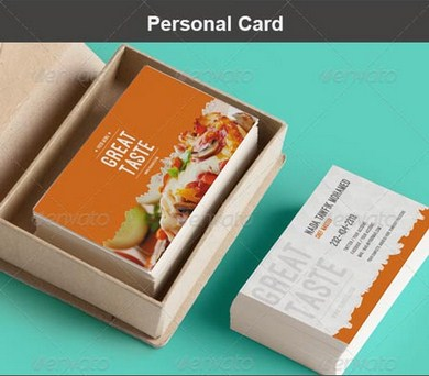 GraphicRiver: Food Menu Pack 1- Photoshop Template