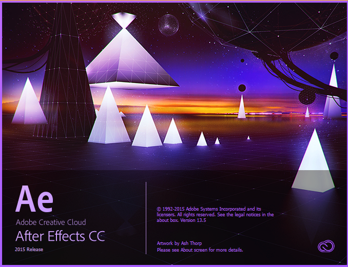 Adobe After Effects CC 2015 v.13.5 - Full - Español - Portable
