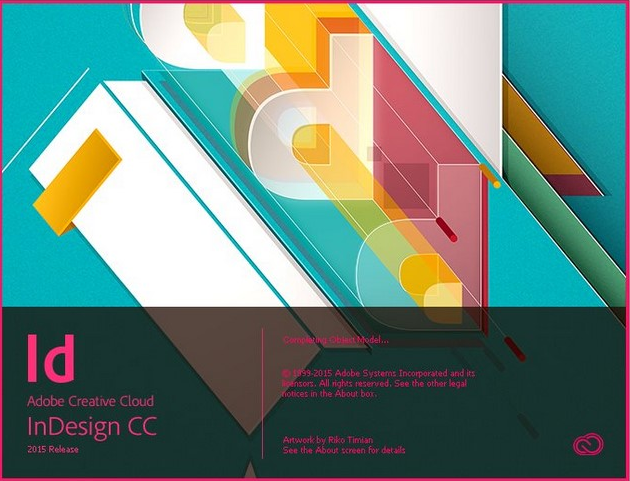 Indesign CC 2015