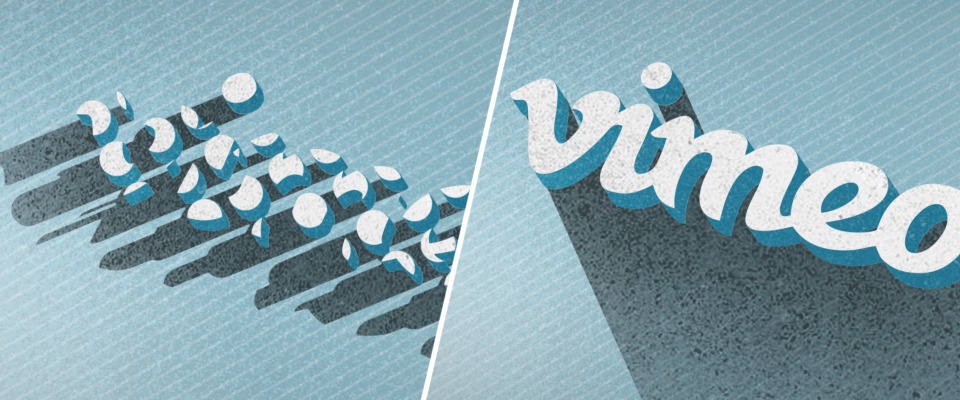 Videohive: Long Shadow Titles & Logo Pack - After Effects Template