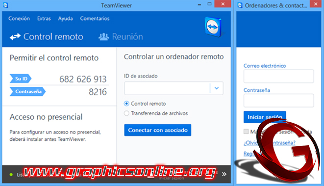 TeamViewer Corporate v12.0.81460 + Portable