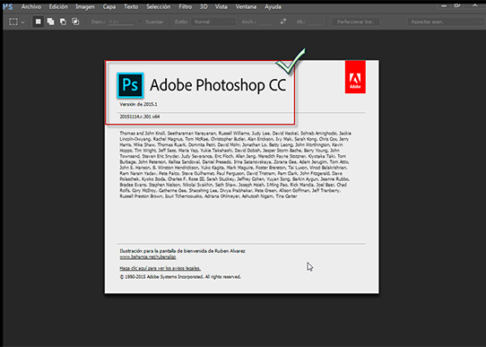 Adobe Photoshop CC 2015 v16.1 - Portable (x64-Bits)