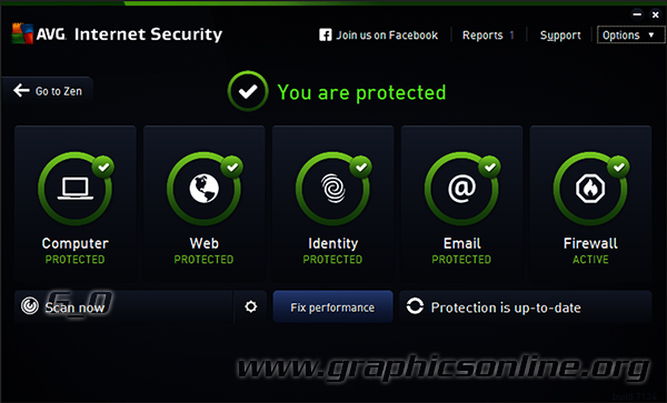 AVG Internet Security 2016 v16.31.7356 (x32/x64)