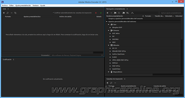 Adobe Media Encoder CC 2015.4 v10.4.0