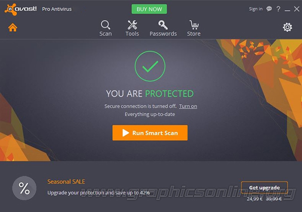 Avast! Internet Security / Premier Antivirus v17.5.23.02
