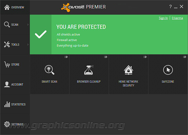 Avast! Pro Antivirus / Internet Security / Premier v17.4.2294.0 Build 17.4.3482.0