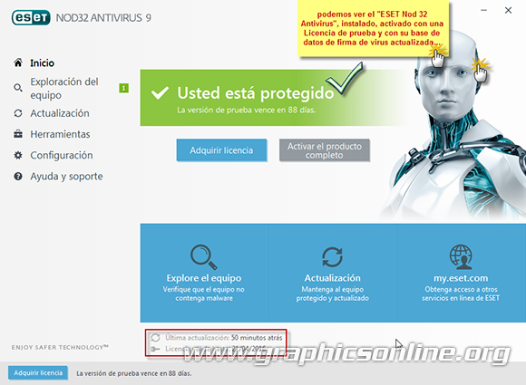 ESET NOD32 Antivirus & Smart Security v9.0.381.1 [x32 / x64]
