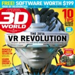 3D World - Enero 2016 PDF Magazine: Realidad Virtual