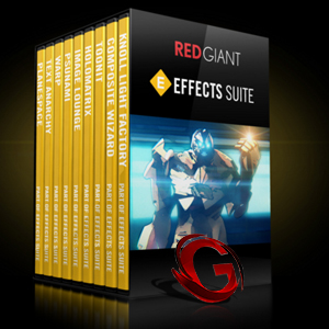 Red Giant Effects Suite v11.1.10 - Plugin After Effects [Win-Mac]