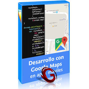 Videos2Brain: Desarrollo con Google Maps en apps móviles (Incorpora la biblioteca de Google Maps en tu app móvil)