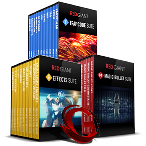 Red Giant Complete Suite 2016 [30/Jun/2016] Plugins After Effects CS5-CC 2015.5