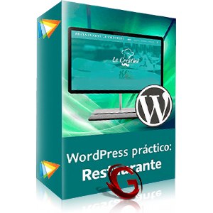 WordPress Practico Restaurante