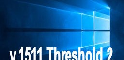 Windows 10 Pro v.1511 Threshold 2 Español