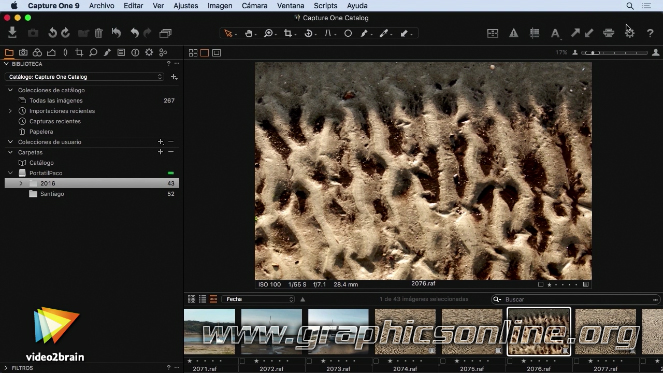 Videos2Brain: Capture One 95