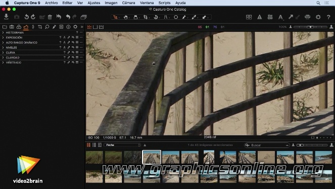 Videos2Brain: Capture One 9