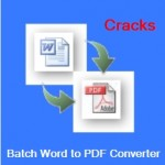 Batch Word to PDF Converter