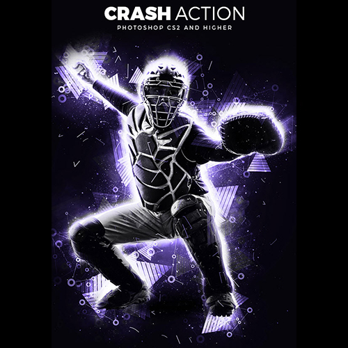 GraphicRiver: Crash Action