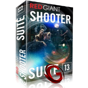 Red Giant Shooter Suite 13.1.1 (x64) Plug-ins After Effects