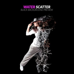 GraphicRiver: Water Scatter