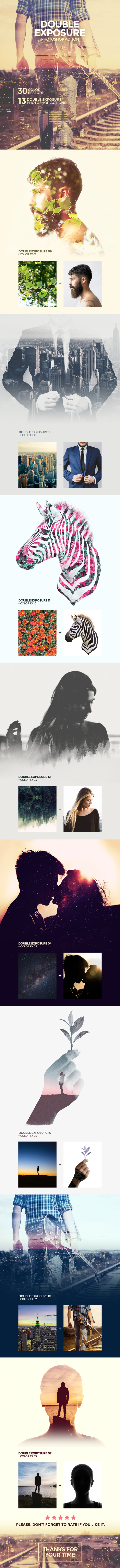 GraphicRiver: Double Exposure
