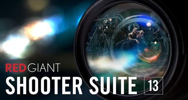 Red Giant Shooter Suite 13.1.2 (x64) Plug-ins After Effects [Win-Mac]
