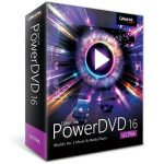 CyberLink PowerDVD Ultra v16.0.2011.60