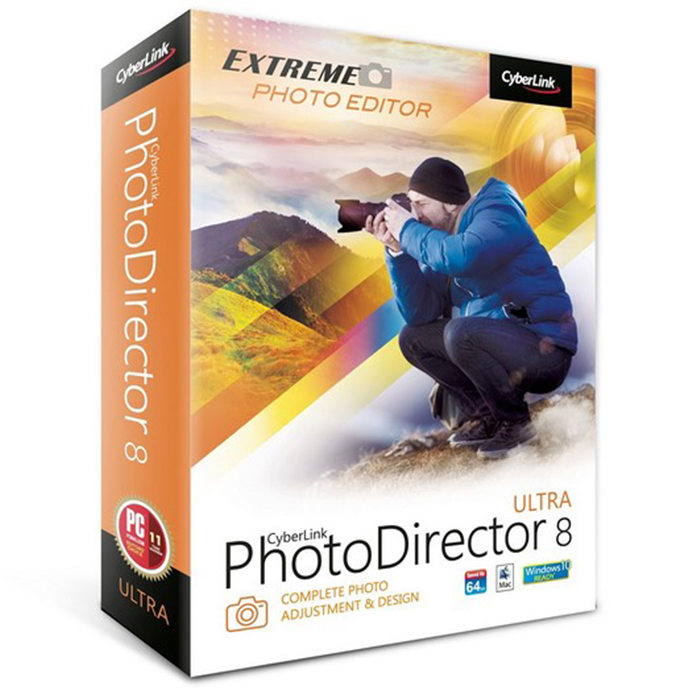 CyberLink PhotoDirector Ultra v8.0.2706.0
