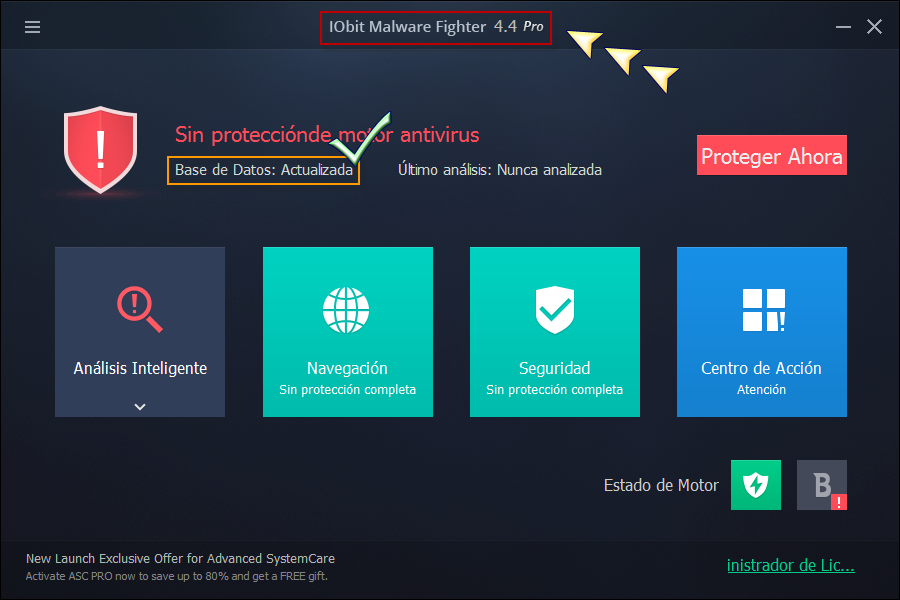 IObit Malware Fighter PRO v5.2.0.3992