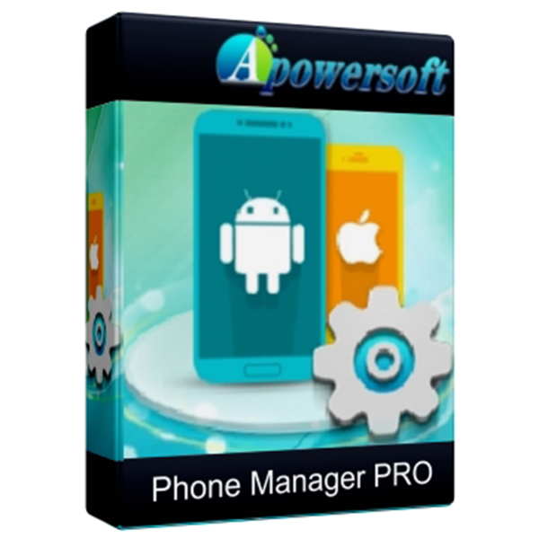 Apowersoft Phone Manager PRO 2.7.6 (Build 09/08/2016)