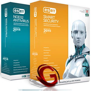 ESET NOD32 Antivirus & Smart Security v10.1.219.1 [x32 / x64]