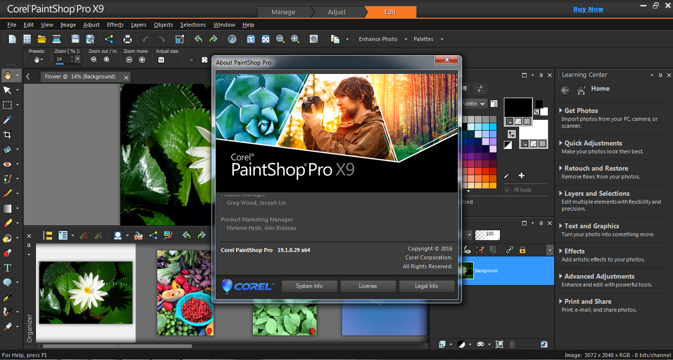 Corel PaintShop Pro 2018 Ultimate v20.0.0.132