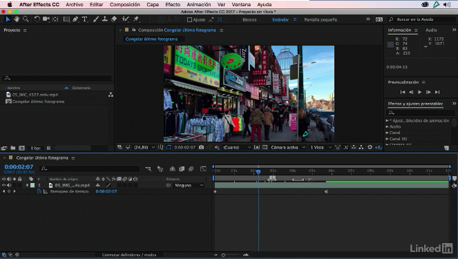 Videos2Brain: Novedades de After Effects CC 2017