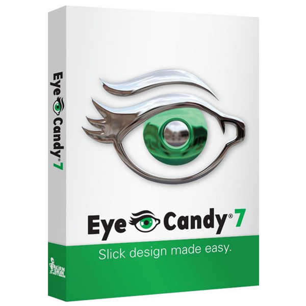 Alien Skin Eye Candy v7.2.0.50 Revision 36074