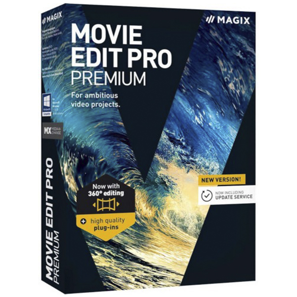 MAGIX Movie Edit Pro Premium 2017 v16.0.3.63 [x64]