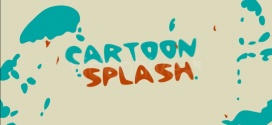 VideoHide | Cartoon splash logo