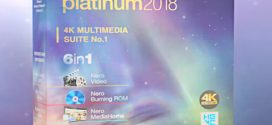 Nero Platinum 2018 Suite v19.0.07000 + Content Pack