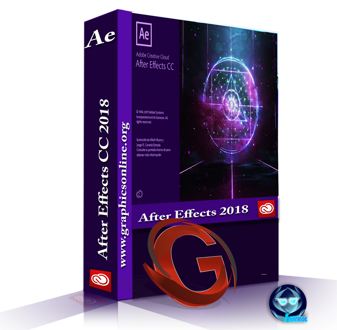 Adobe After Effects CC 2018 v.15.0 - Win-64