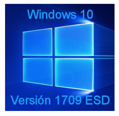 Windows 10 Version 1709 ESD