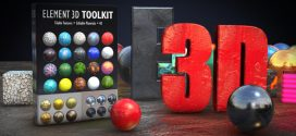 VideoHide | Element 3D Toolkit – After Effects Project Files