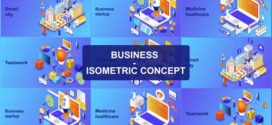 VideoHive | Business Isometric – AE TEMPLATES