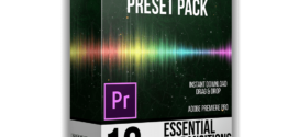 Premiere Pro |Bumps, Shakes, and Quakes Preset Pack  – Free download