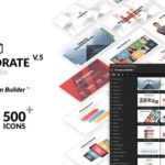 After Effects Extension – Corporate Bundle & Infographics