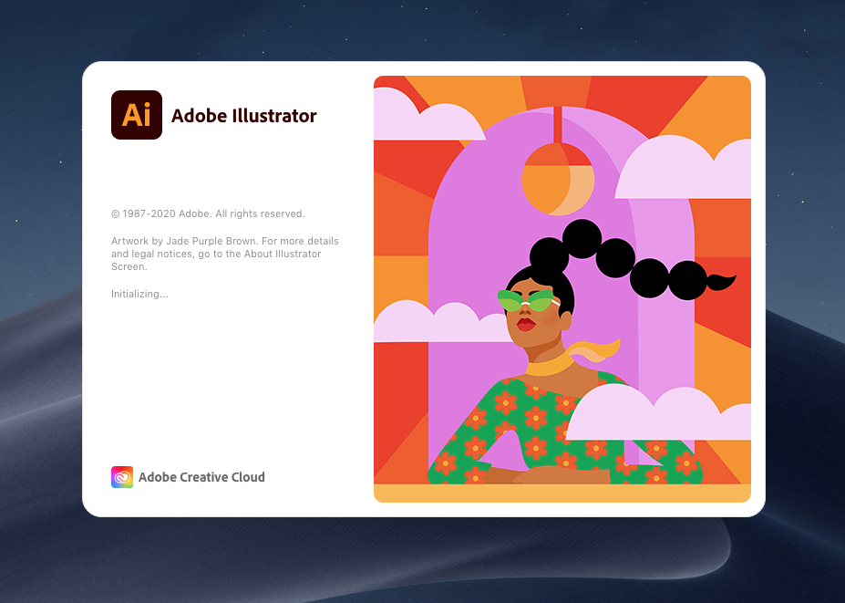 Descarga Adobe Illustrator CC 2021 – v25.0.1 Full - Win - 64 Bits